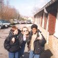 Frankreich Schüleraustausch 1990