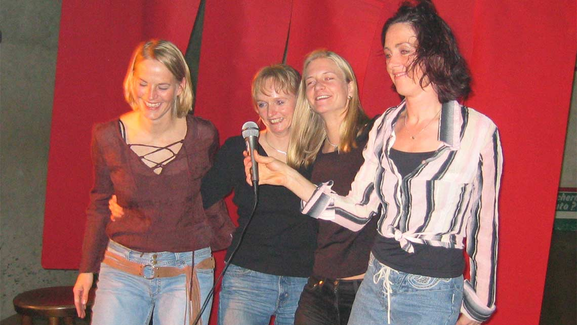 . CHIO-Karaoke Night im Sport Center Borkstrasse.