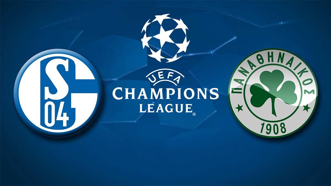 Champions League - Schalke - Athen